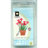 Cricut Shape Cartridge Walk In My Garden Item 29-0223